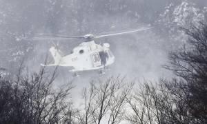 Τραγωδία: Νεκροί οι έξι επιβαίνοντες του ελικοπτέρου που συνετρίβη στην Ιταλία (pics)