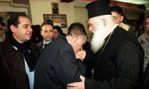 Γ. Μουζάλας σε Ιερώνυμο: Ευχαριστούμε την Εκκλησία για τη μεγαλοκαρδία και το έργο της