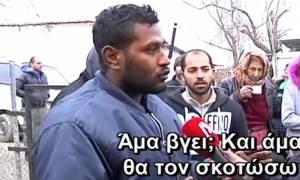 Συγκλονίζει ο πατέρας του 6χρονου: Αν δεν πάει ισόβια ο φονιάς θα τον σκοτώσω εγώ (vid)