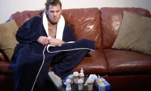 Επτά αντρίκιοι τρόποι για να σκοτώσεις το κρύωμά σου