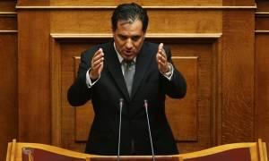 Ερώτηση Γεωργιάδη για τους νεοσύλλεκτους που σχημάτισαν τον αλβανικό αετό