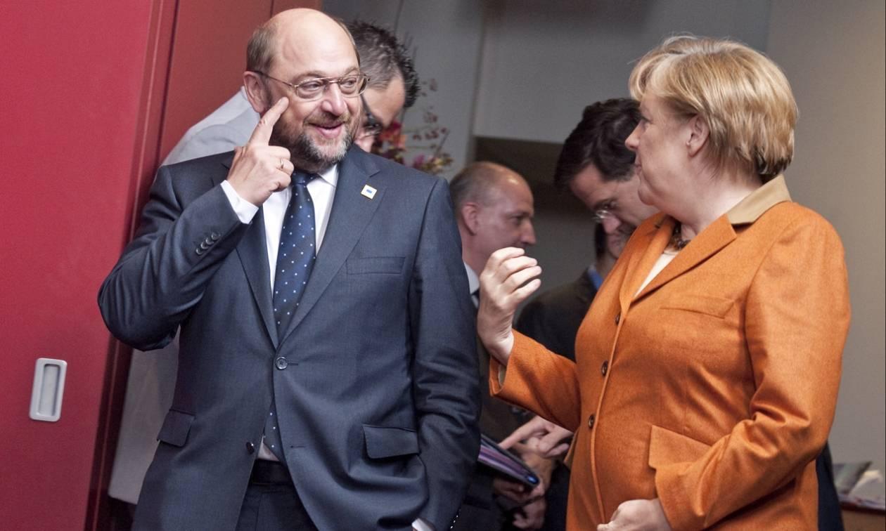 Μπορεί ο Μάρτιν Σουλτς να εκθρονίσει την Άνγκελα Μέρκελ στις βουλευτικές εκλογές;