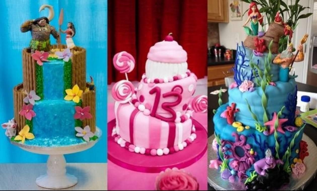 31 υπέροχες ιδέες για παιδικές τούρτες (εικόνες)