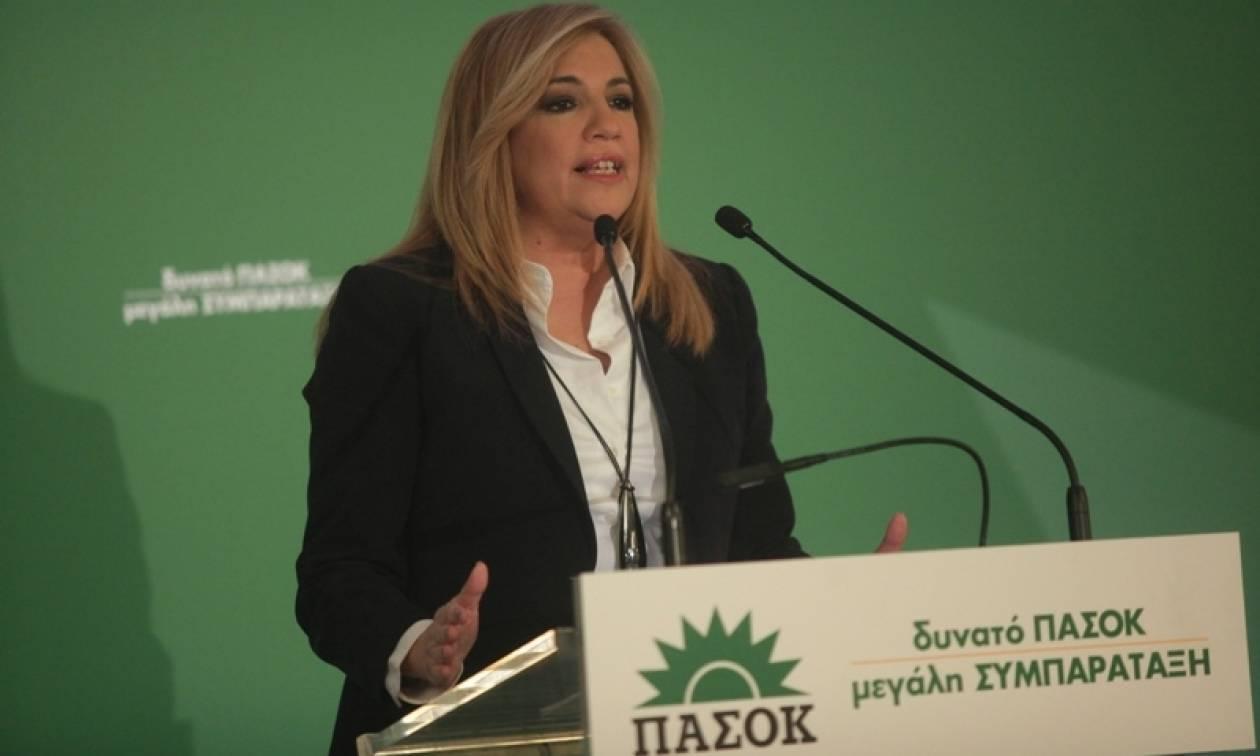 Γεννηματά: Δύο χαμένα χρόνια με τον ΣΥΡΙΖΑ