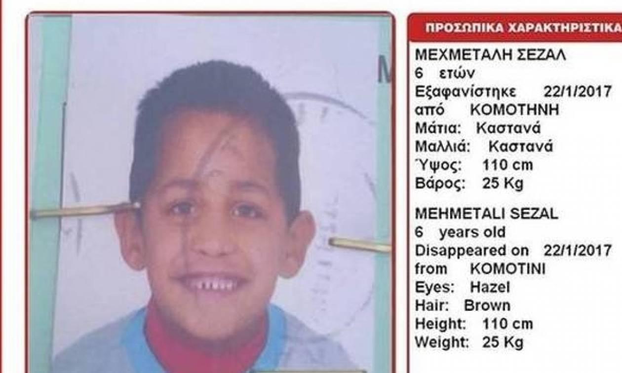 Κομοτηνή: Την Παρασκευή 27/1 η απολογία του 15χρονου - Κηδεύτηκε το 6χρονο αγοράκι