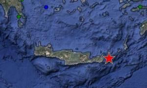 Σεισμός Κρήτη: Ταρακουνήθηκε όλο το νησί - Πετάχτηκαν από τα σπίτια τους οι κάτοικοι