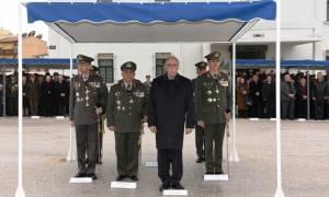 Στρατός ξηράς: Τελετή Παράδοσης – Παραλαβής Καθηκόντων Διοικητή ΑΣΔΥΣ (pics)