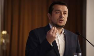 Ν. Παππάς: Ο ΣΥΡΙΖΑ γιορτάζει και ο κ. Μητσοτάκης έχει το μνημόσυνο της αριστερής παρένθεσης