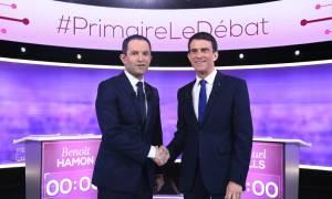Γαλλία: Ο Αμόν «νικητής» στην τηλεμαχιά με τον Βαλς