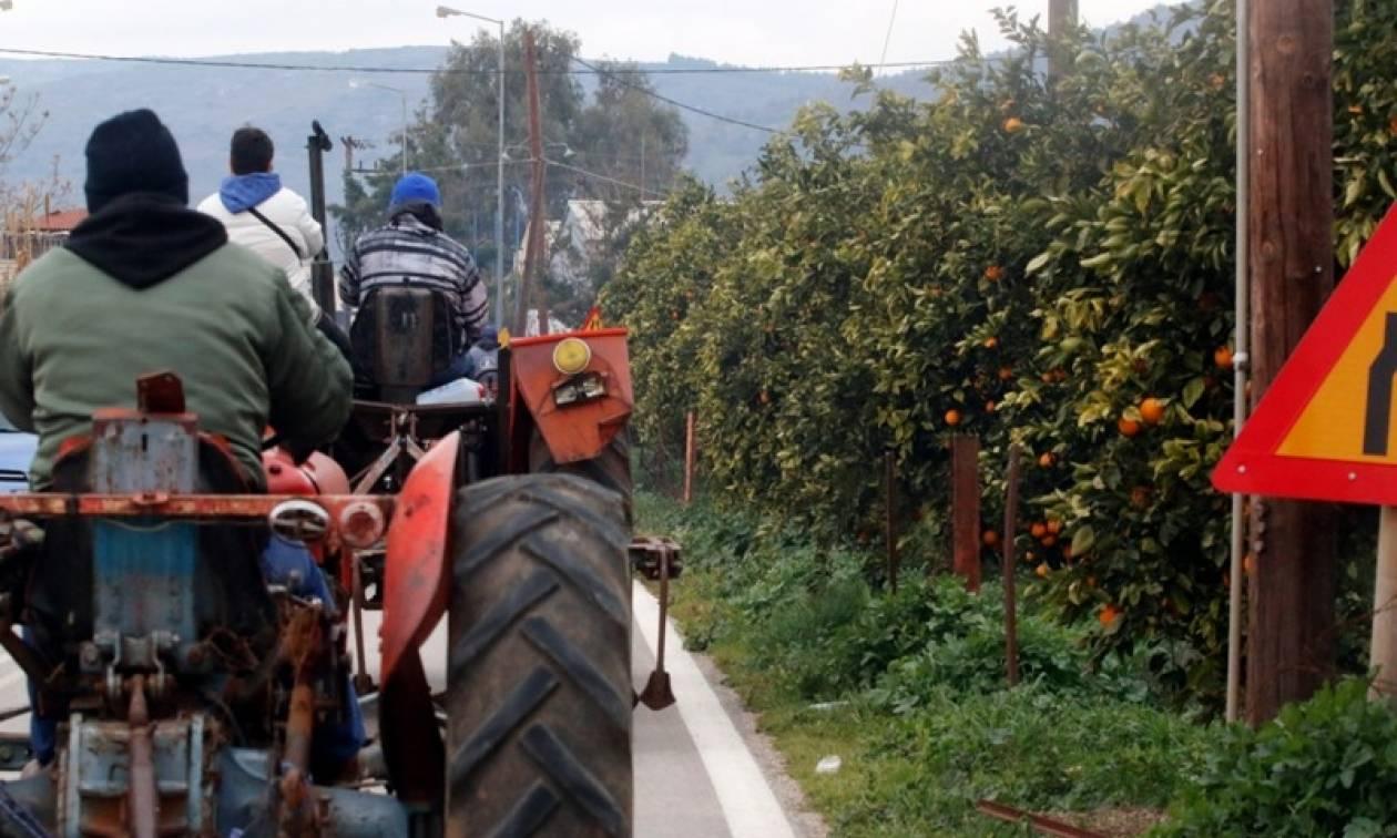 Αγρότες: Στήνουν μπλόκο στον κόμβο της Νίκαιας - Όλες οι κινητοποιήσεις τους