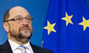 Μάρτιν Σουλτς: «H Γερμανία πρέπει να κρατήσει την Ευρώπη ενωμένη»