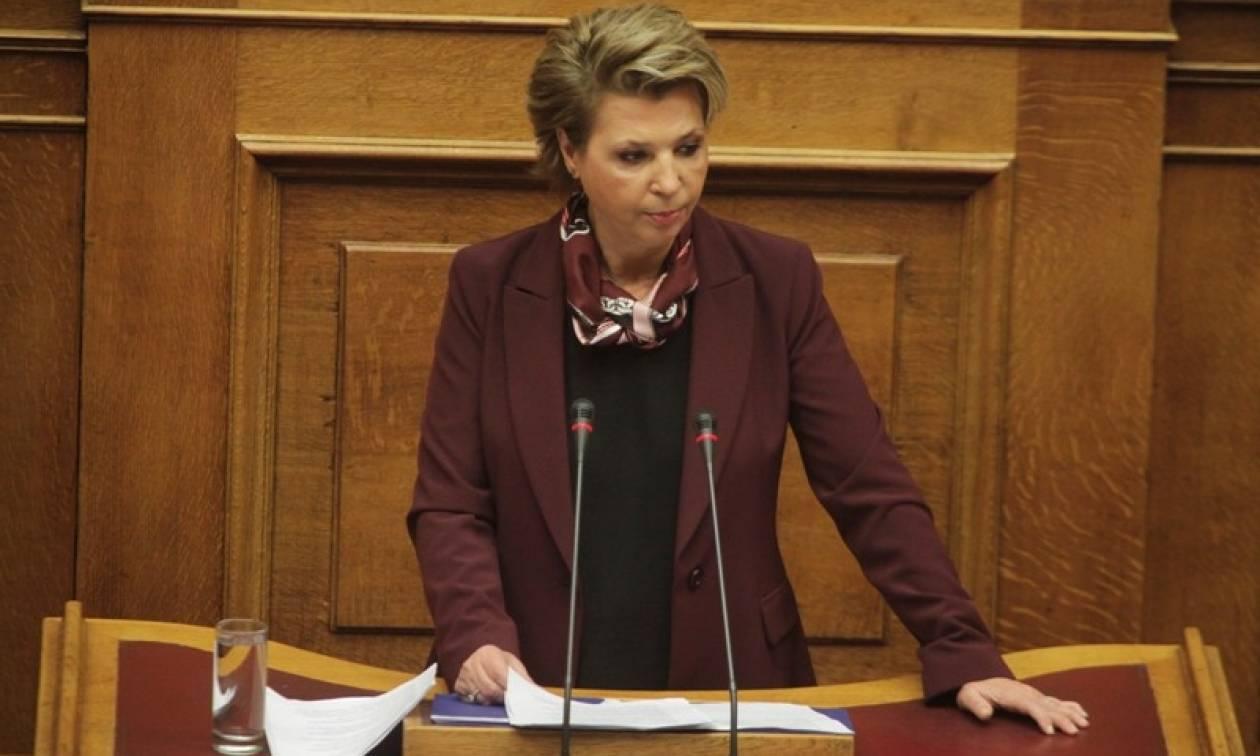 Γεροβασίλη: Καταστροφικό για την χώρα το ενδεχόμενο πρόωρων εκλογών