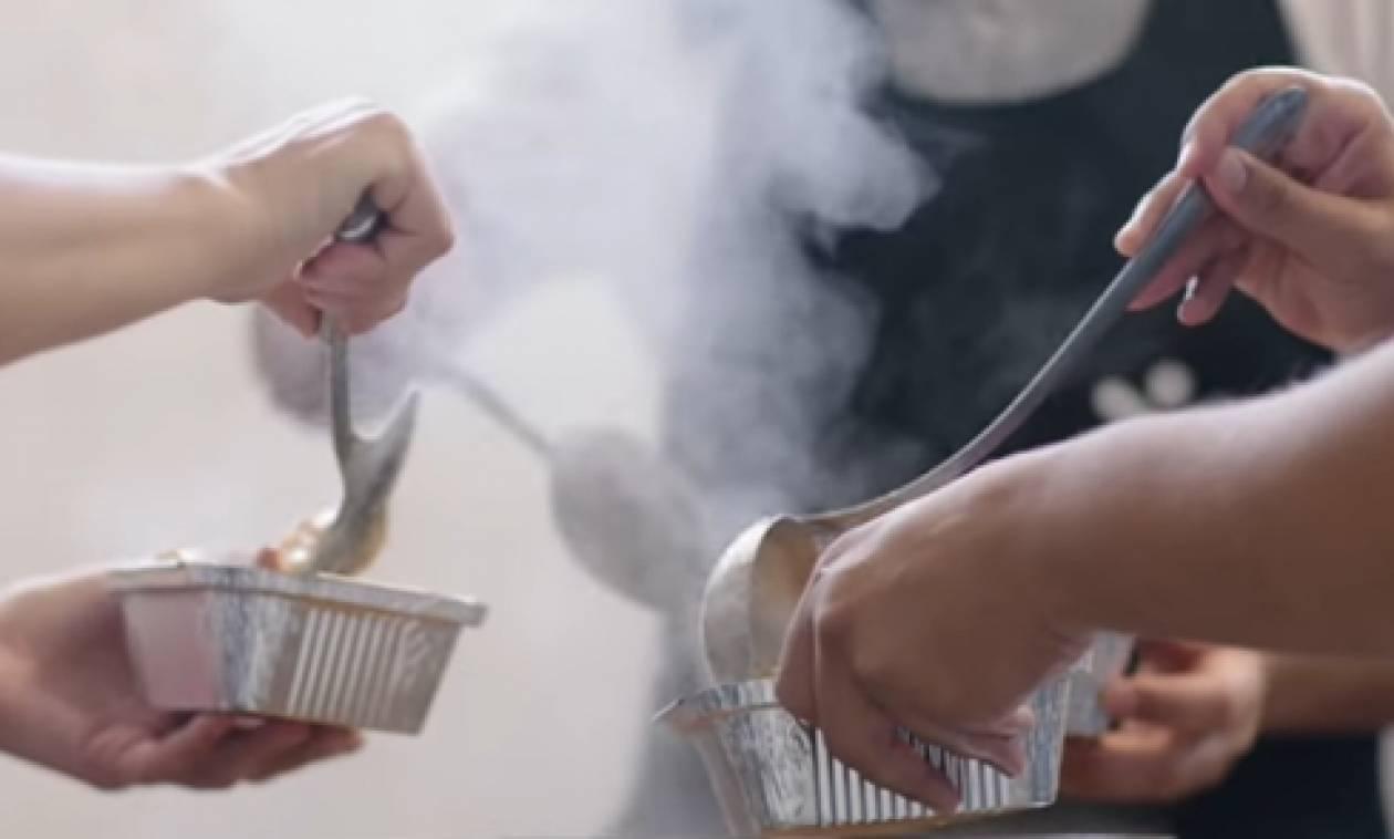 «Πλούσια γεύση για όλους» στη μάχη κατά του υποσιτισμού
