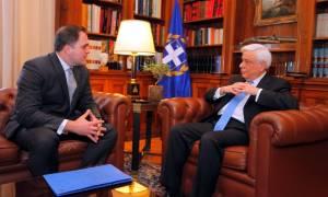 Παυλόπουλος: Ανάγκη να υπάρξει βιώσιμη και σταθερή ανάπτυξη στην Ευρωζώνη