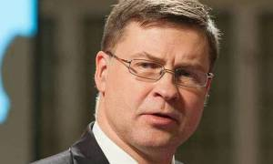 Eurogroup - Ντομπρόβσκις: Θα συζητήσουμε τι θα γίνει με το ελληνικό πρόγραμμα μετά το 2018