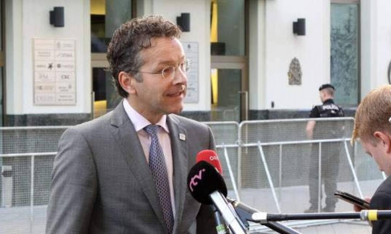 Eurogroup LIVE – Ντάισελμπλουμ: Βέβαιη η συμμετοχή του ΔΝΤ - Στόχος η επιστροφή των Θεσμών