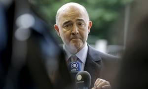 Eurogroup LIVE - Μοσκοβισί: Απαραίτητη η παρουσία του ΔΝΤ στο ελληνικό πρόγραμμα