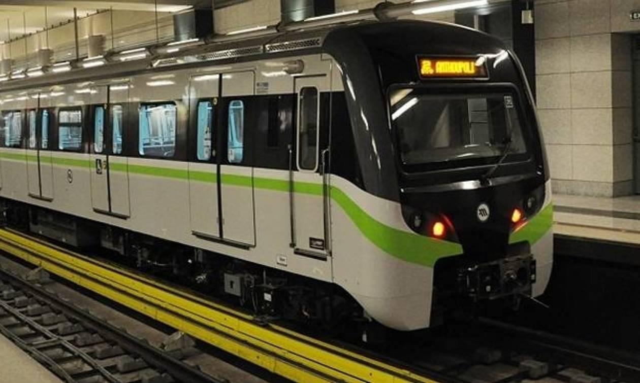 Προσοχή! Χωρίς μετρό το μεσημέρι της Παρασκευής η Αθήνα