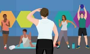 Γυμναστική και θερμίδες: Με ποιο είδος θα «κάψετε» τις περισσότερες