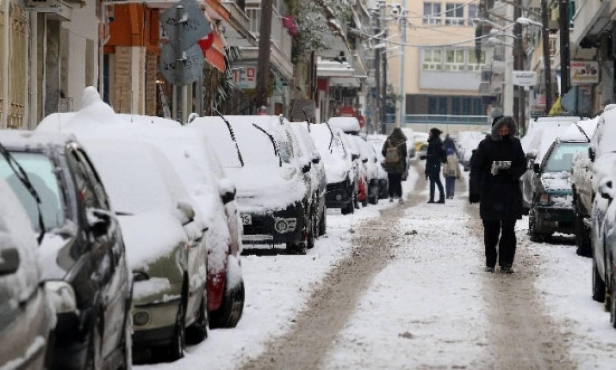 Καιρός ΕΜΥ: Πού θα χιονίσει την Παρασκευή - Αναλυτική πρόγνωση
