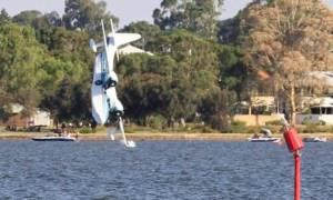 Αυστραλία: Σοκαριστικά βίντεο από συντριβή υδροπλάνου με νεκρούς