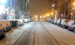 Ξεχάστε τις Αλκυονίδες: Επιστρέφουν τα χιόνια την Κυριακή, θα χιονίσει τοπικά και τη Δευτέρα