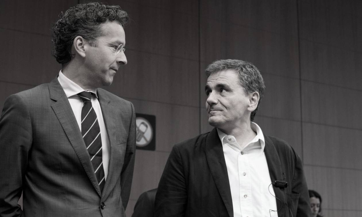 Eurogroup LIVE: «Ψυχρολουσία» για Τσακαλώτο - Τελεσίγραφο για μέτρα λιτότητας πέραν του 2018