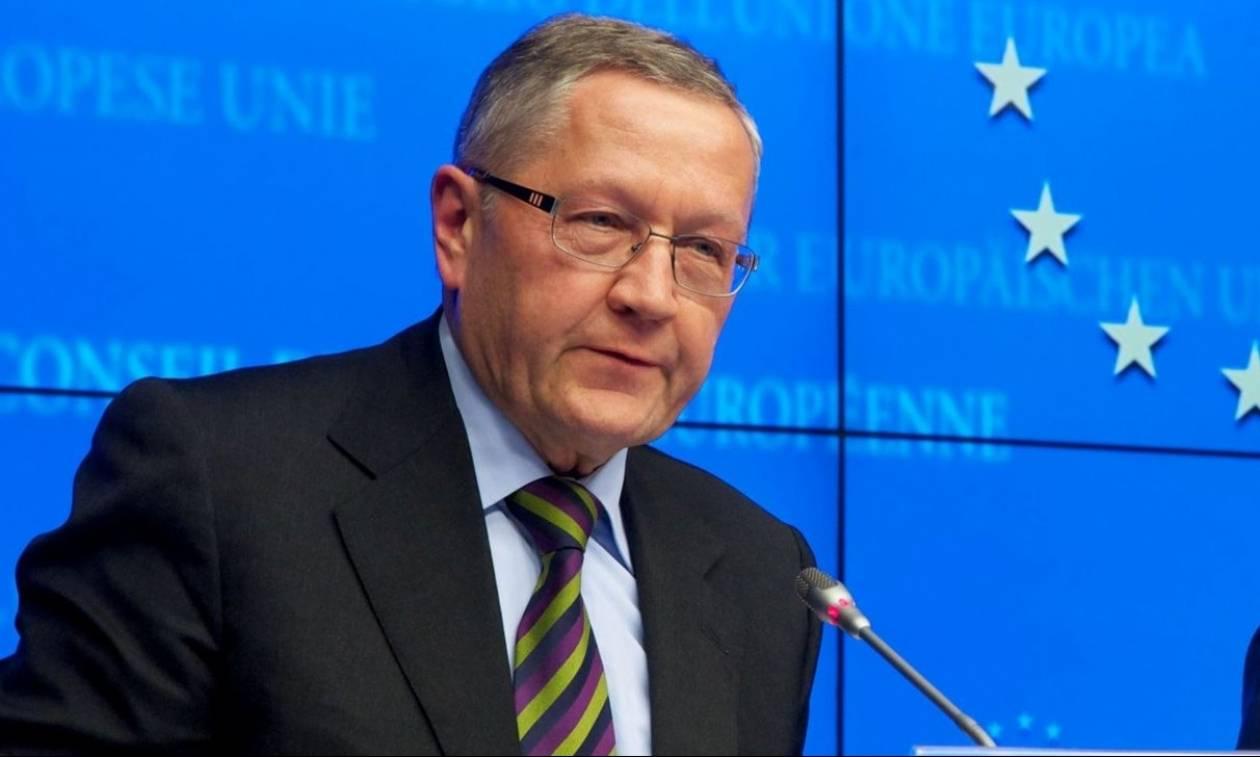 Ρέγκλινγκ: Πρέπει να προχωρήσουν οι μεταρρυθμίσεις