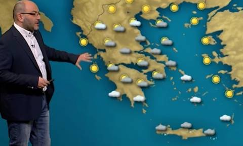 Πού θα χιονίσει την Παρασκευή και γιατί θα επιμείνει το κρύο; Απαντά ο Σάκης Αρναούτογλου (Video)