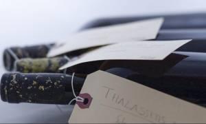 Το κρασί που αναδύεται από το βυθό της Σαντορίνης