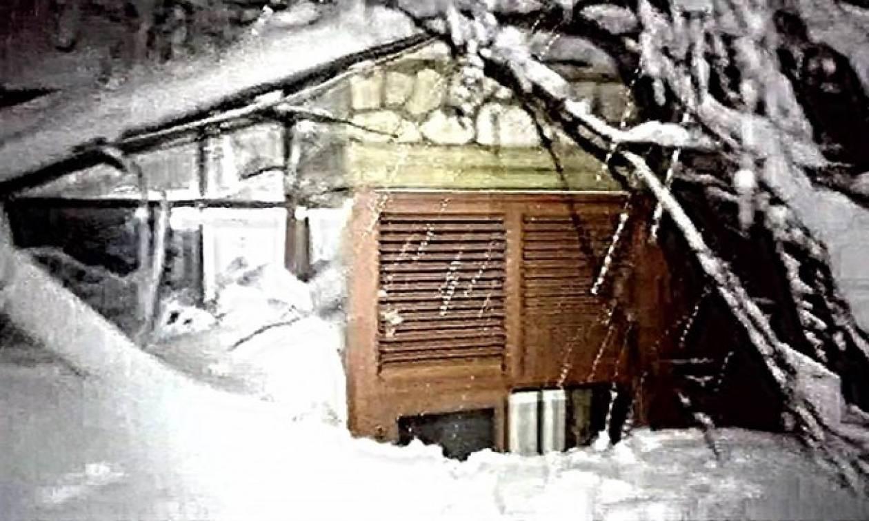 Ηχητικό ντοκουμέντο - σοκ από το Ριγκοπιάνο: Το ξενοδοχείο δεν υπάρχει πια!