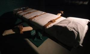ΗΠΑ: Εκτελέστηκε κρατούμενος στο Τέξας