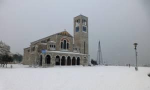 Καιρός: Χιόνι σε Αθήνα και Θεσσαλονίκη - Έκτακτο δελτίο επιδείνωσης: Πού θα το στρώσει