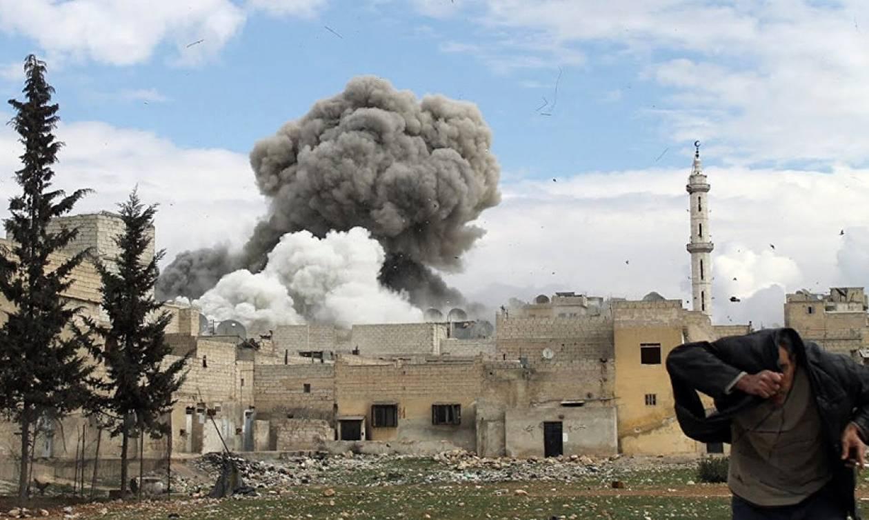 Η Τουρκία δολοφονεί αμάχους στη Συρία
