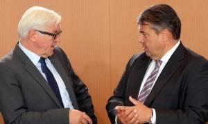 Αλλαγή φρουράς στη Γερμανία: Νέος υπουργός εξωτερικών ο Γκάμπριελ στη θέση του Στάινμαϊερ