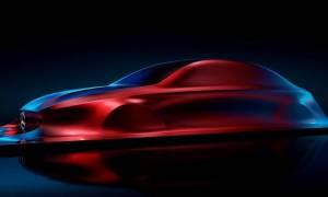 Το γλυπτό Aesthetics A προλογίζει τη νέα Mercedes A-Class