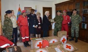 Ελληνικός Ερυθρός Σταυρός: Ανθρωπιστική αποστολή στη Ρόδο και το Καστελλόριζο