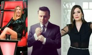 Έξαλλη η «Σιδηρά Κυρία» της Κυπριακής τηλεόρασης με την Παπαρίζου - «Αγάπη μου αδικήθηκες» (ΦΩΤΟ)