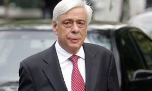 Παυλόπουλος: Δεν πρέπει να ξαναζωντανέψουν οι εφιάλτες του Β' Παγκοσμίου Πολέμου