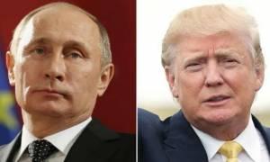 Σήμερα το τηλεφώνημα «γνωριμίας» Τραμπ - Πούτιν