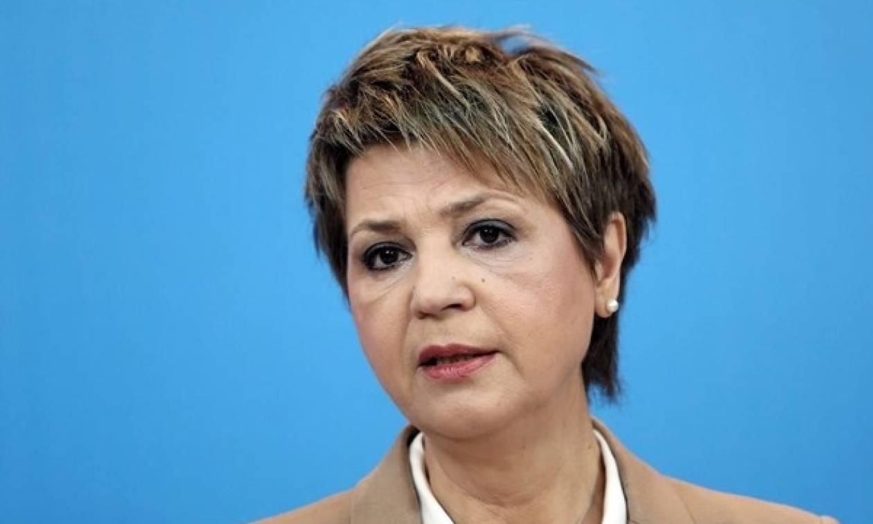 Γεροβασίλη: Δεν θα υποκύψουμε σε παράλογες απαιτήσεις