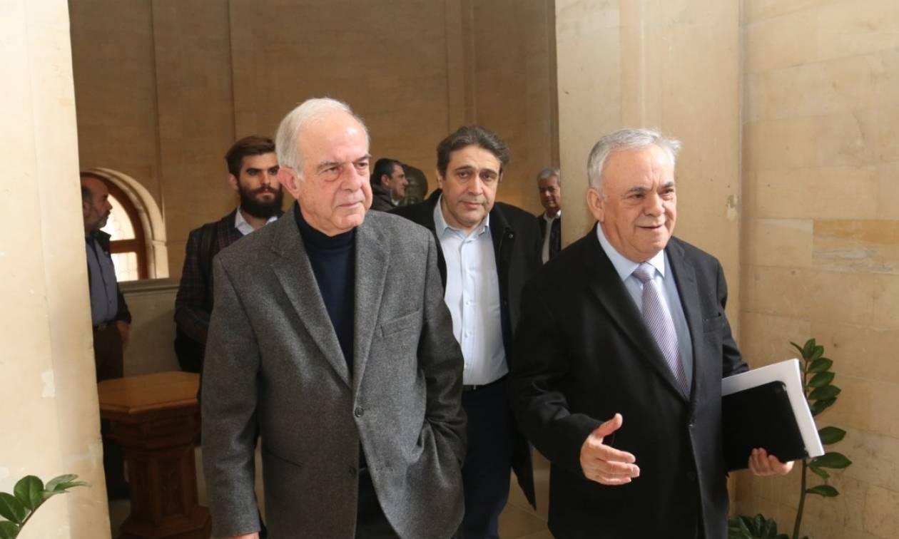 Κρήτη: Με παράπονα υποδέχτηκαν τον Δραγασάκη οι δήμαρχοι