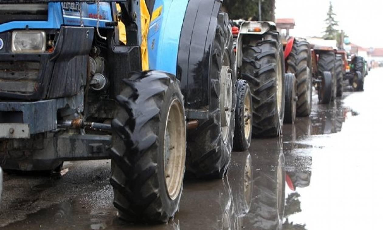Μπλόκα αγροτών 2017: Κλειστή παραμένει η Εθνική Αθηνών - Θεσσαλονίκης