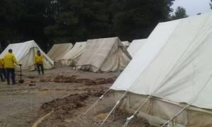 Μωρό πέθανε στον προσφυγικό καταυλισμό της Ριτσώνας – Συνελήφθησαν οι γονείς