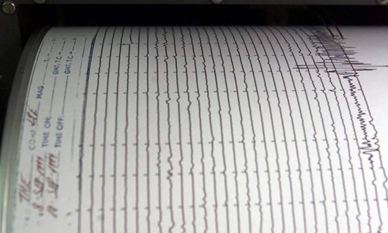 Σεισμός στα Μέθανα