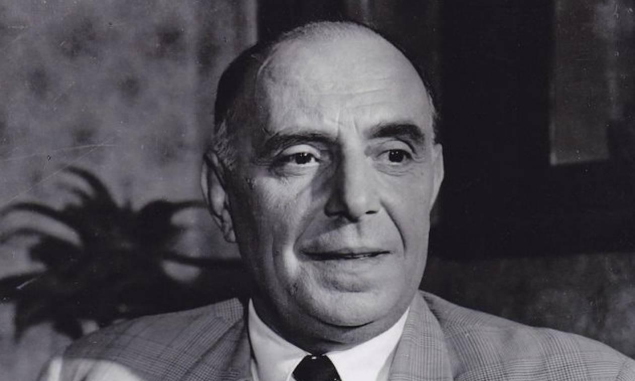Σαν σήμερα το 1975 πέθανε ο Ορέστης Μακρής