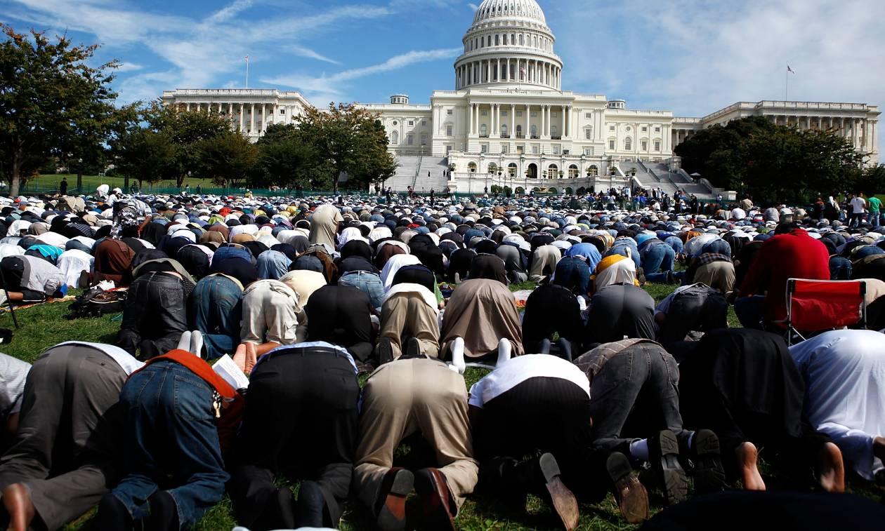 Αυστηροί έλεγχοι για όσους νόμιμους μουσουλμάνους επιστρέφουν στις ΗΠΑ από ταξίδι