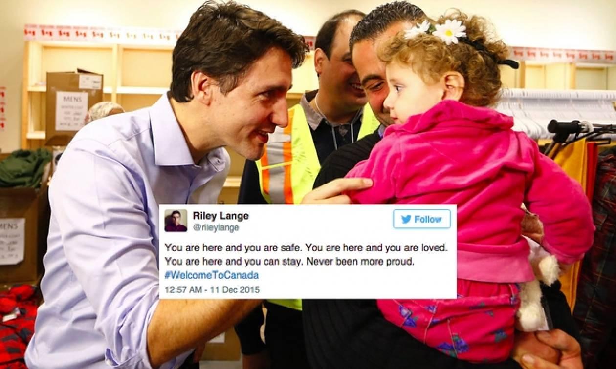 Καναδάς: Πρόσφυγες ελάτε σε εμάς