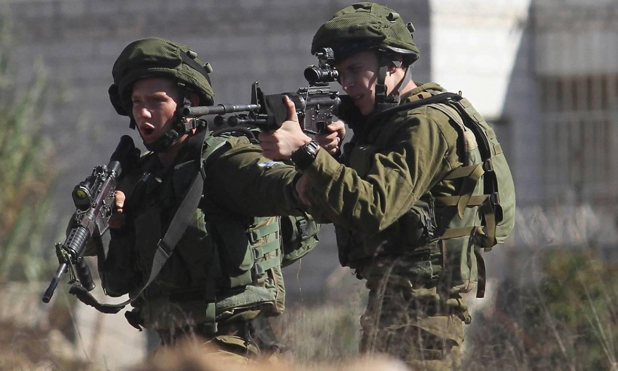 Παλαιστίνη: Ισραηλινοί στρατιώτες άνοιξαν πυρ σε προσφυγικό καταυλισμό