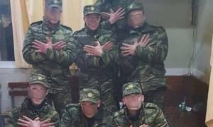 Οι ανώτατες πειθαρχικές ποινές επιβλήθηκαν στους στρατιώτες για τον αλβανικό αετό